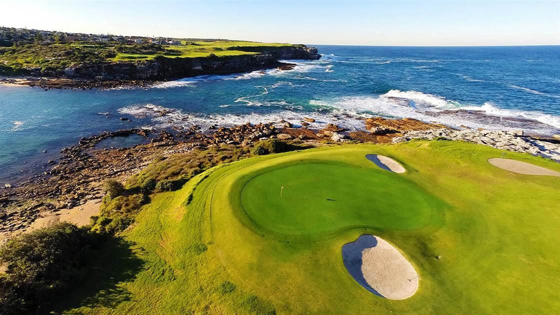 East Coast Golf Tour, Sunshine Coast, Gold Coast & Sydney